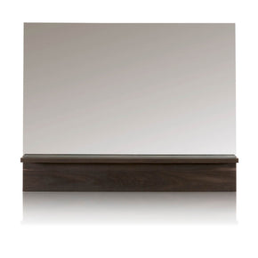 Star International Furniture 2210.MSW Bruno Mirror Matte Smoked Walnut
