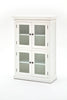 Halifax French Countryside 2-Level Pantry White Semi-gloss