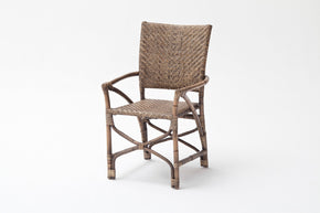 Nova Solo CR49 Wickerworks Countess Chair (set of 2) Natural Rustic