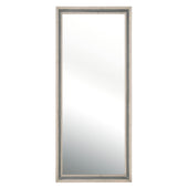 Orient Express Furniture 8066.CRM/GRY-PNE Caden Mirror Cream Elm, Gray Pine