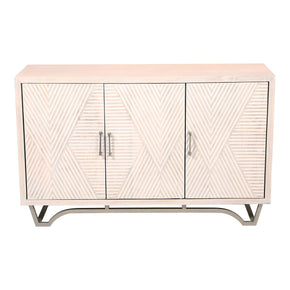 Moe's Home Collection DD-1010-18 Brice Sideboard White