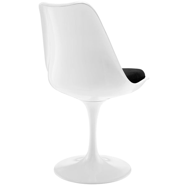 Buy Modway Eero Saarinen Style Tulip Dining Side Chair White EEI-115-RED online. Best price. Free Shipping on all orders over $49.