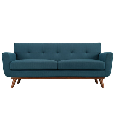 Buy Modway Engage Loveseat - Azure EEI-1179-AZU online. Best price. Free Shipping on all orders over $49.