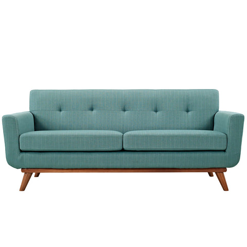 Buy Modway Engage Loveseat - Laguna EEI-1179-LAG online. Best price. Free Shipping on all orders over $49.