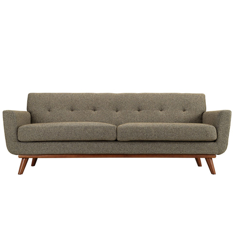 Buy Modway Engage Sofa - Oatmeal/Tweed EEI-1180-OAT online. Best price. Free Shipping on all orders over $49.
