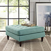 Ottomans - Modway Empress Upholstered Large Ottoman | EEI-2139-WHE | 889654040927| $210.50. Buy it today at www.contemporaryfurniturewarehouse.com