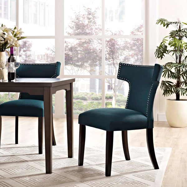 fabric dining chairs with black legs set of 4 curve chair online australia