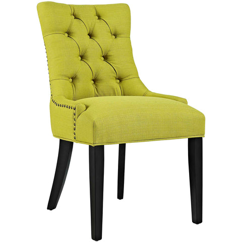 Dining Chair - Modway  Regent Fabric Dining Chair | EEI-2223-WHE | 889654065623| $109.80. Buy it today at www.contemporaryfurniturewarehouse.com