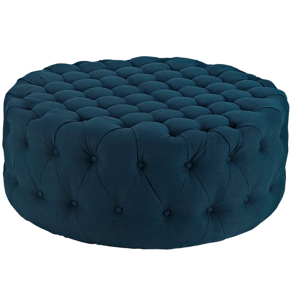 Amour Fabric Ottoman | Modern Ottoman by Modway at Contemporary Modern Furniture  Warehouse - 2