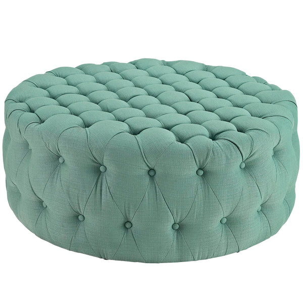 Amour Fabric Ottoman | Modern Ottoman by Modway at Contemporary Modern Furniture  Warehouse - 8