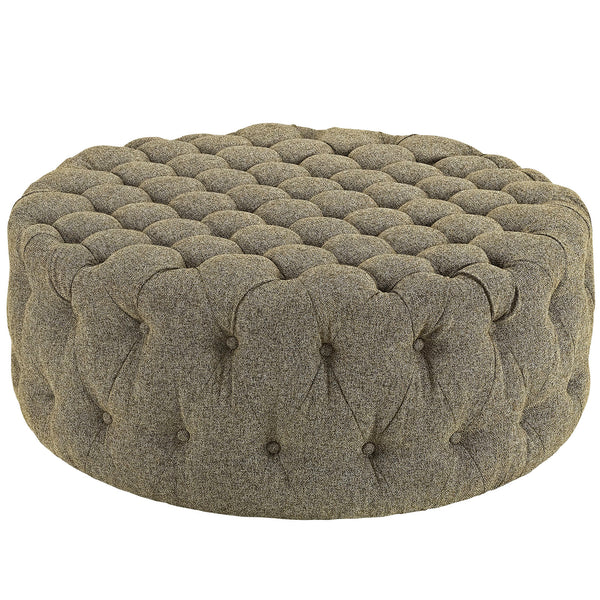 Amour Fabric Ottoman | Modern Ottoman by Modway at Contemporary Modern Furniture  Warehouse - 10