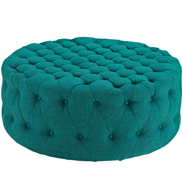 Amour Fabric Ottoman | Modern Ottoman by Modway at Contemporary Modern Furniture  Warehouse - 13