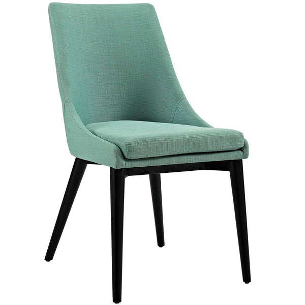 Dining Chairs - Modway EEI-2227-LAG Viscount Fabric Dining Chair | 889654065876 | Only $149.75. Buy today at http://www.contemporaryfurniturewarehouse.com