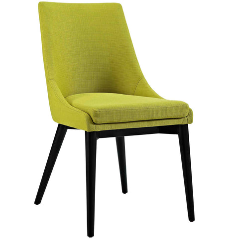 Dining Chair - Modway  Viscount Fabric Dining Chair | EEI-2227-WHE | 889654065913| $109.80. Buy it today at www.contemporaryfurniturewarehouse.com