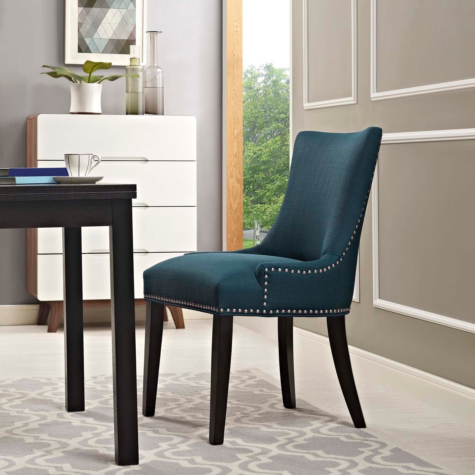 Modway Dining Chairs On Sale Eei 2229 Whe Marquis Fabric