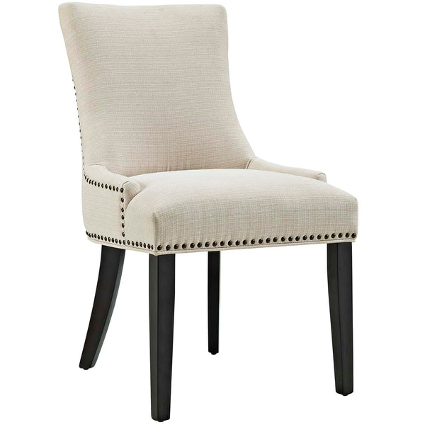 Dining Chairs - Modway EEI-2229-BEI Marquis Fabric Dining Chair | 889654065951 | Only $139.05. Buy today at http://www.contemporaryfurniturewarehouse.com