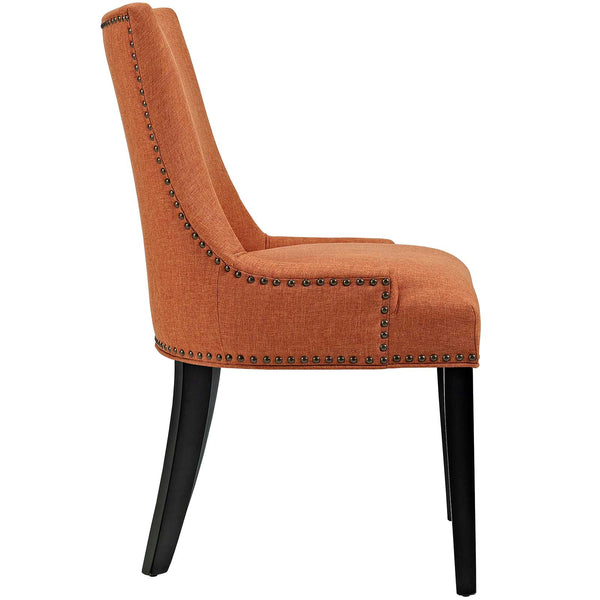 Dining Chairs - Modway EEI-2229-GRA Marquis Fabric Dining Chair | 889654065975 | Only $138.05. Buy today at http://www.contemporaryfurniturewarehouse.com