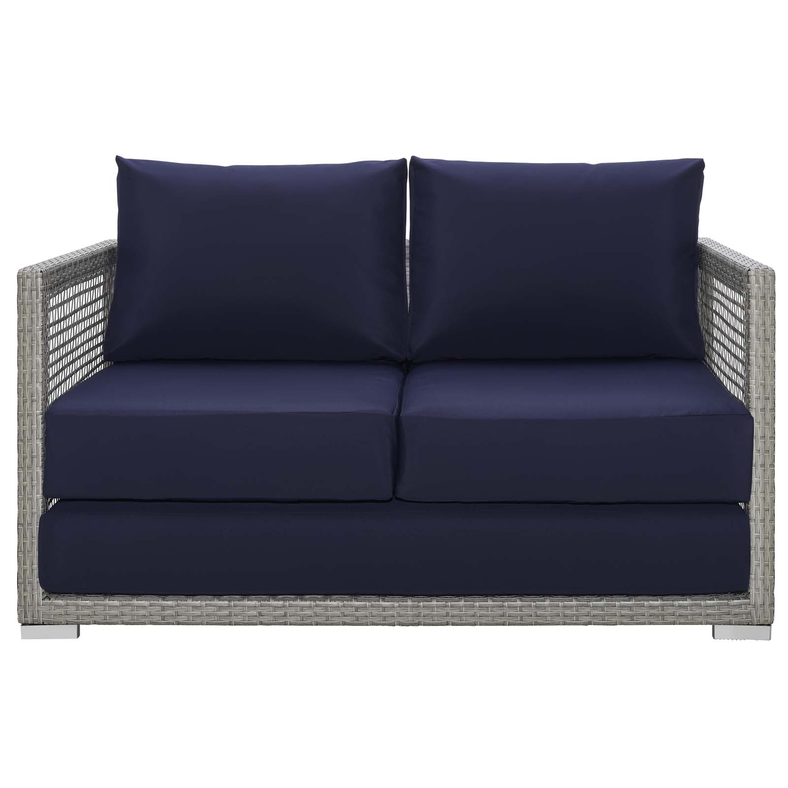 awesome patio resin of outdoor furniture wicker loveseat lovely