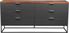 Leroy Low Dresser Contemporary Modern Brown