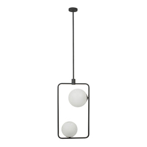 Moe's Home Collection FD-1033-02 Whistler Pendant Lamp Black