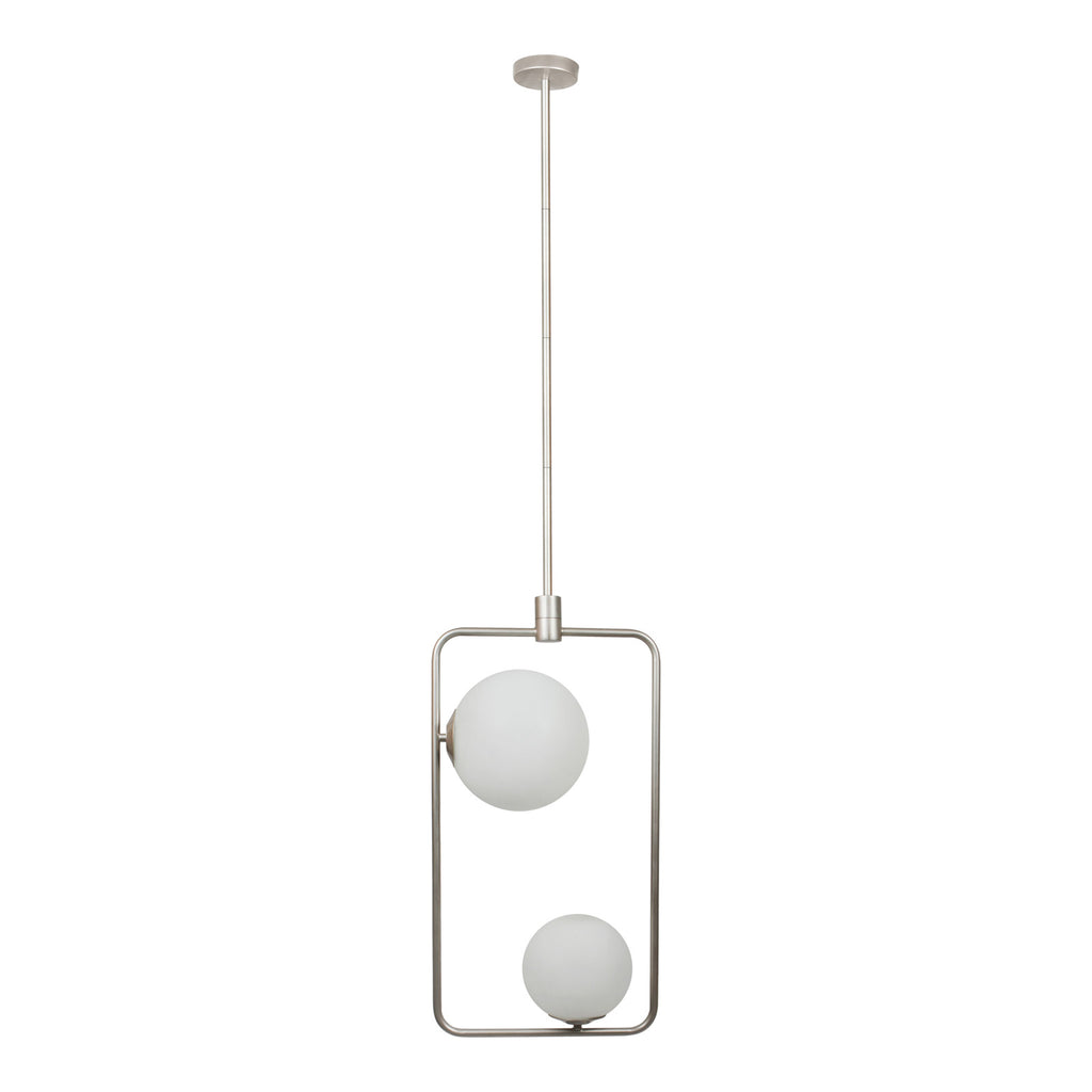 Moe's Home Collection FD-1033-49 Whistler Pendant Lamp Champagne