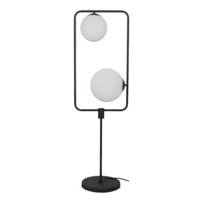 Moe's Home Collection FD-1034-02 Whistler Floor Lamp Black