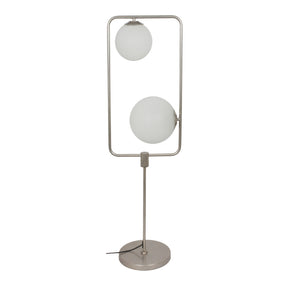 Moe's Home Collection FD-1034-49 Whistler Floor Lamp Champagne