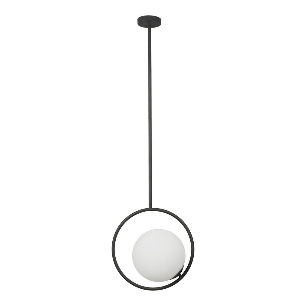 Moe's Home Collection FD-1035-02 Voyager Pendant Lamp Black