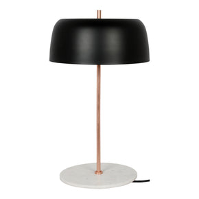 Moe's Home Collection FD-1038-02 Gilmour Table Lamp Black