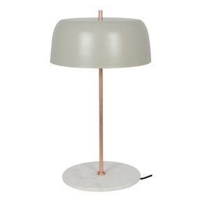 Moe's Home Collection FD-1038-15 Gilmour Table Lamp Grey