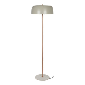 Moe's Home Collection FD-1039-15 Gilmour Floor Lamp Grey