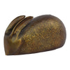 Moe's Home Collection FI-1066-51 Brass Bunny Sculpture