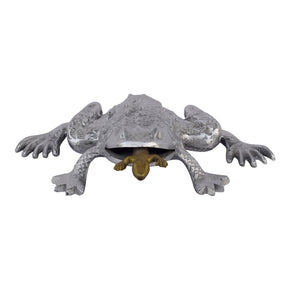 Moe's Home Collection FI-1067-44 Hungry Frog Sculpture
