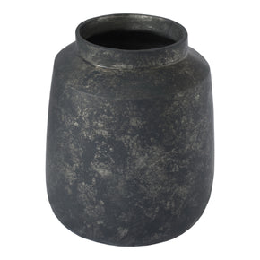 Rustic Metal Vessel 1