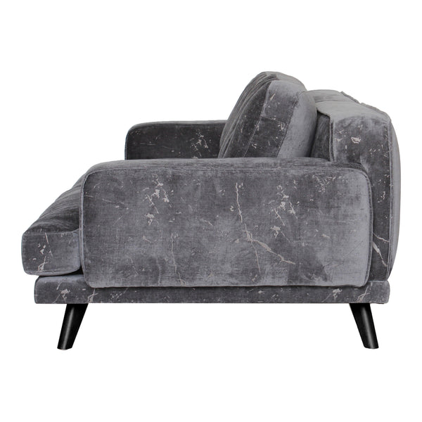 Evie Sofa Dark Grey