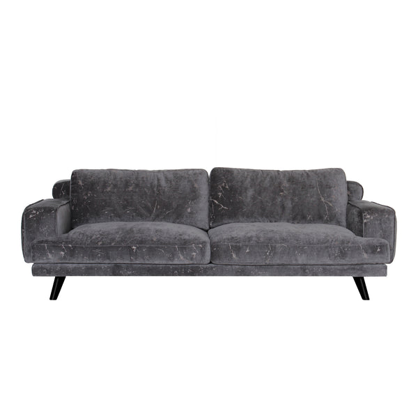 Moe's Home Collection FN-1036-25 Evie Sofa Dark Grey