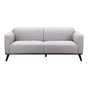 Moe's Home Collection FW-1006-15 Peppy Sofa Grey