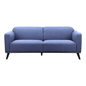 Moe's Home Collection FW-1006-26 Peppy Sofa Blue