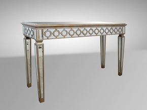 Vig Furniture VGMC-GD-1082 Modrest Hyde - Transitional Console Table