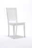 Halifax French Countryside Dining Chair (set of 2) White Semi-gloss