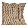 Moe's Home Collection IE-1038-24 Chevron Feather Cushion Natural 25X25