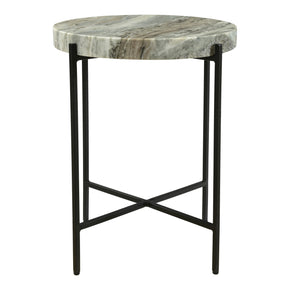Moe's Home Collection IK-1010-21 Cirque Accent Table Sand