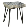 Alpert Accent Table Grey