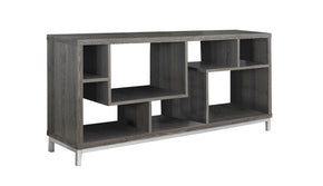 "Monarch Specialties I 2578 Tv Stand - 60""L / Dark Taupe  878218000804"