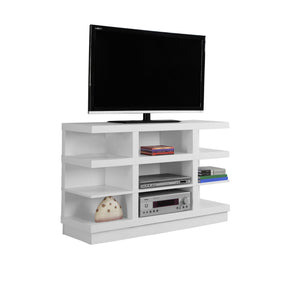 "Monarch Specialties I 2687 Tv Stand - 48""L / White 878218007230"