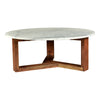 Jinxx Coffee Table Brown