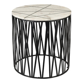 Moe's Home Collection KY-1005-18 Calcutta Side Table