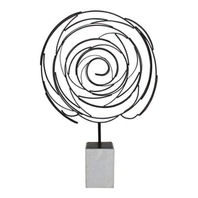 Moe's Home Collection MK-1043-03 Spiral Sculpture
