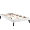 Tessie Twin Bed Frame with Squared Tapered Legs