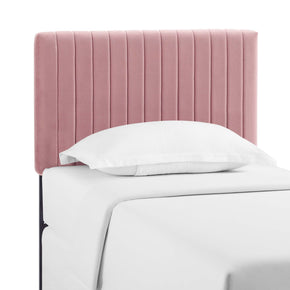 Headboards - Modway MOD-6093-DUS Keira Twin Performance Velvet Headboard | 889654148227 | Only $86.55. Buy today at http://www.contemporaryfurniturewarehouse.com